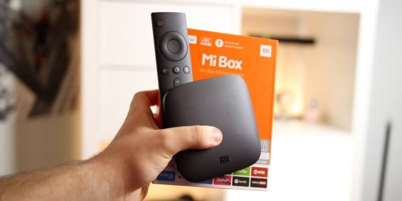 Xiaomi Android TV Box